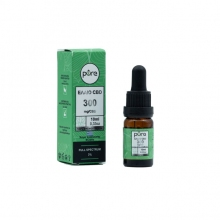 3% CBD Έλαιο Κάνναβης (300mg) 10ml   3% CBD Oil (300mg) 10ml Full Spectrum Pure