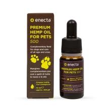 5% CBD Έλαιο Κάνναβης για Κατοικίδια (500mg) 10ml   5% CBD Oil for Pets (500mg) 10ml Enecta