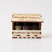 MINDFULL & BALANCE - Αιθέρια έλαια για διαλογισμό & εναλλακτικές πρακτικές χαλάρωσης